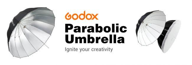 Godox paraboliset varjot