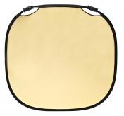 Profoto heijastin kulta/valkoinen L (120cm)