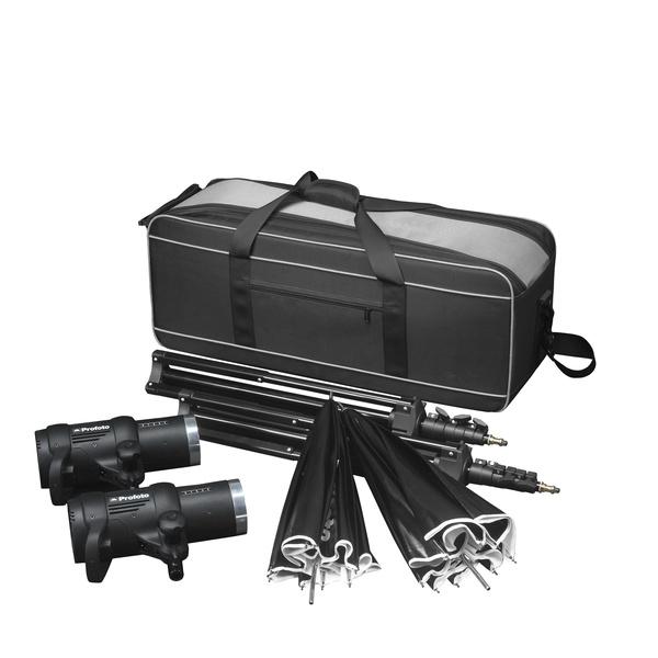 Profoto Studio Lighting Kit: Profoto D1 Studio Kit 500/500 Air