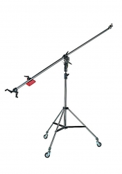Manfrotto 025BS Super Boom jalustalla