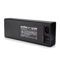 Godox AC1200 verkkovirta-adapteri AD1200Pro