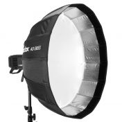 Godox AD-S65S softbox 65cm Octa hopea (Godox mount)