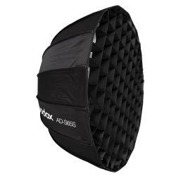 Godox AD-S65S softbox 65cm Octa hopea (Godox mount)