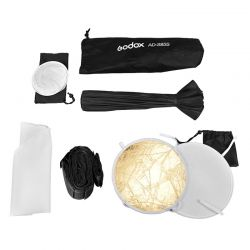 Godox AD-S85S softbox 85cm Octa hopea (Godox mount)