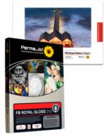 Permajet Fibre Base Royal Gloss 310 - A2, 25 lehteä
