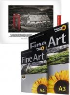 Permajet Fibre Base Gloss 295 - A3, 25 lehteä