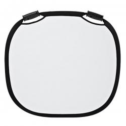 Profoto heijastin hopea/valkoinen M (80cm)