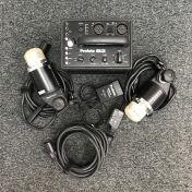 Profoto Pro-B2 1200R akkusalamasetti - käytetty laite