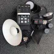 Multiblitz Magnolux 3600 Kit - käytetty laite