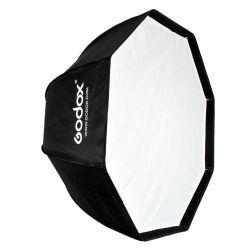 Godox Umbrella Softbox with softgrid Octa 80cm