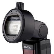 Godox S-R1 Round head salama-adapteri