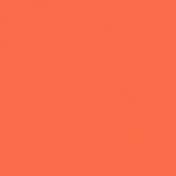 Colorama Background paper #47 Pumpkin