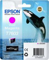 Epson P600 T7603 Vivid Magenta