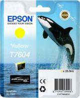 Epson P600 T7604 Yellow