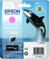 Epson P600 T7606 Vivid Light Magenta