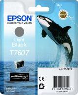 Epson P600 T7607 Light Black