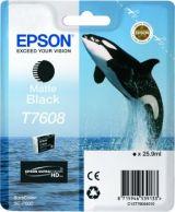 Epson P600 T7608 Matte Black