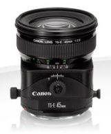Canon TS-E 45mm f/2.8 - käytetty laite