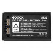 Godox VB26 battery for V1