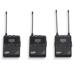 Godox WMicS1 langaton mikrofonijärjestelmä